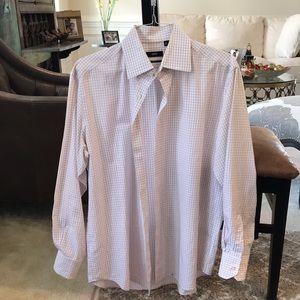 Men's Hugo Boss dress shirt 16, 34/35